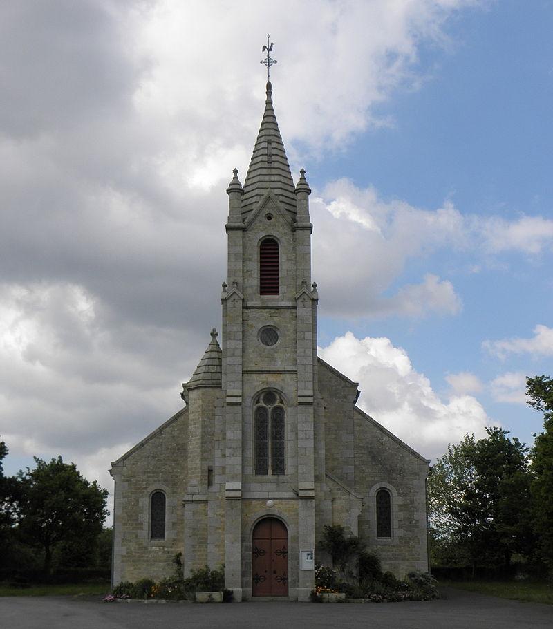 Saint-André-des-Eaux_(22)_Nouvelle_église
